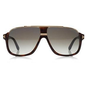 Tom Ford Havana Eliott Sunglasses
